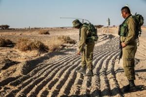Бедуины в Израиле продали 3000 снарядов
