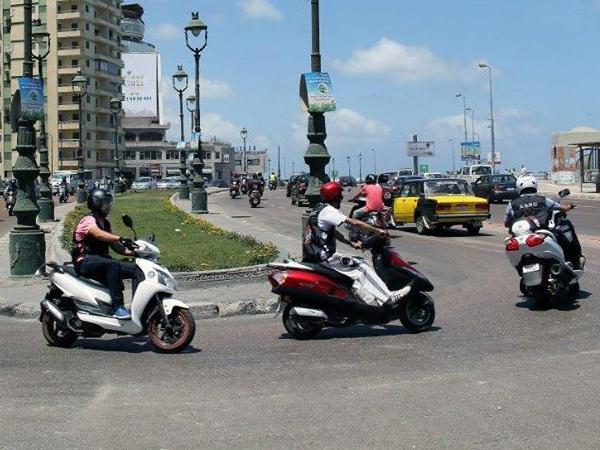 Депутаты не поддержали запрет на скутера