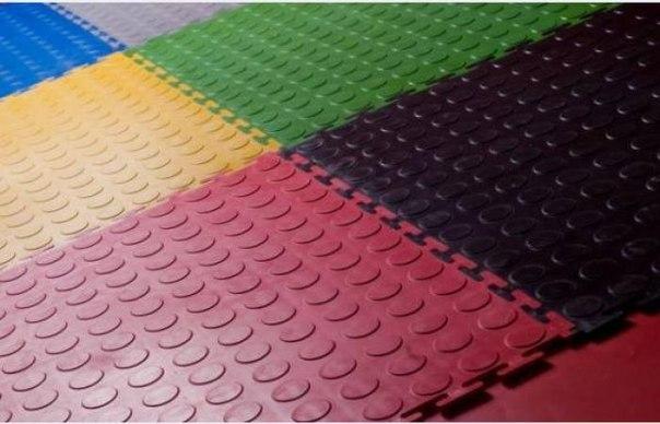 Достоинства и отличительные черты модульных покрытий