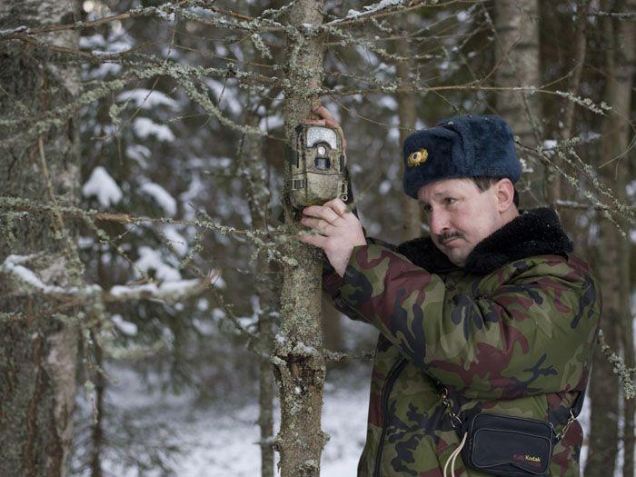 Инновации в лесной охране