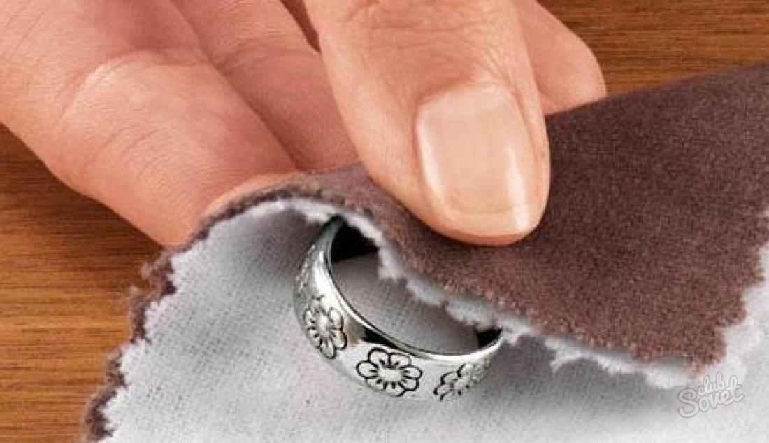 Как дома чистить серебро? Практические советы