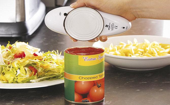 Как легко открыть консервы