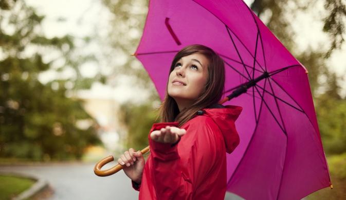 Конкурс лучший зонтик