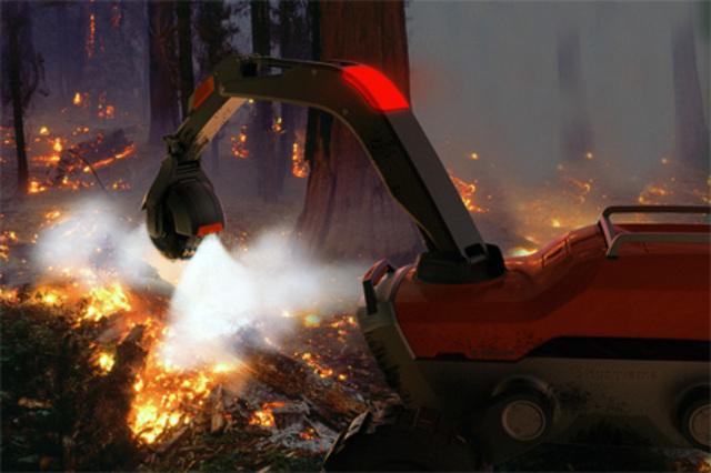 Лесопожарное оборудование и средства тушения