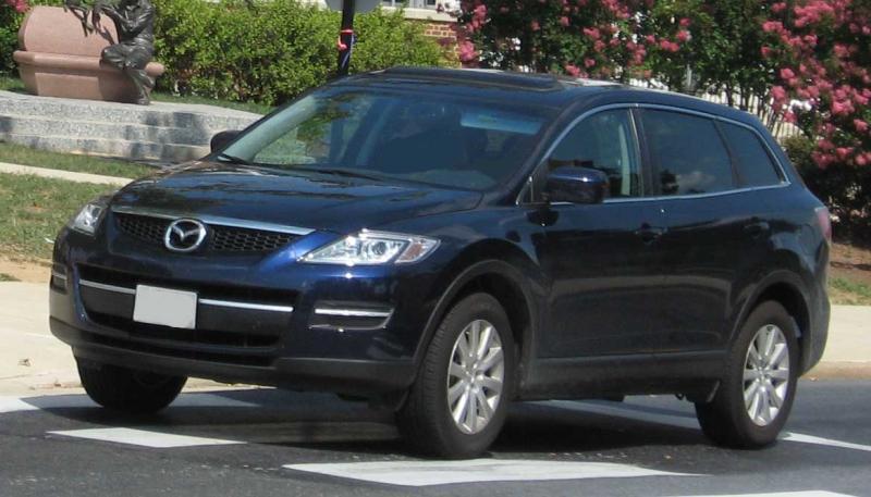 Mazda CX-9 – гигант для российских дорог