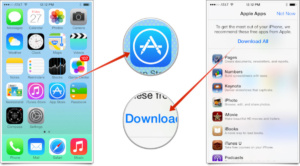 Скачать бесплатные приложения для iphone