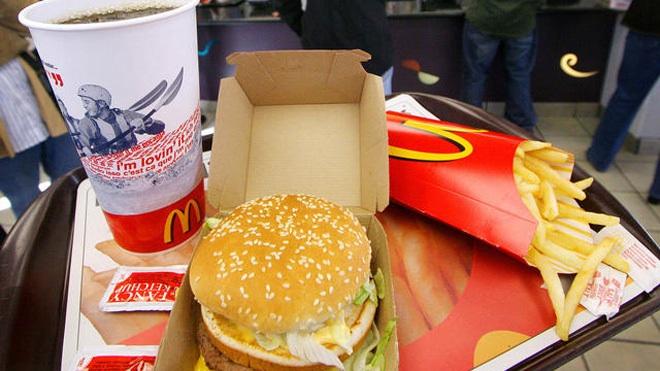 В России собираются закрыть McDonald's?