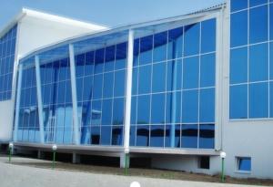 Алюминиевые окна и фасадное остекление