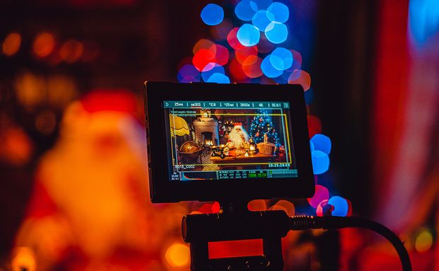 Этапы производства рекламного видеоролика