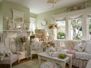 Интерьер в стиле Provence: как правильно подобрать мебель