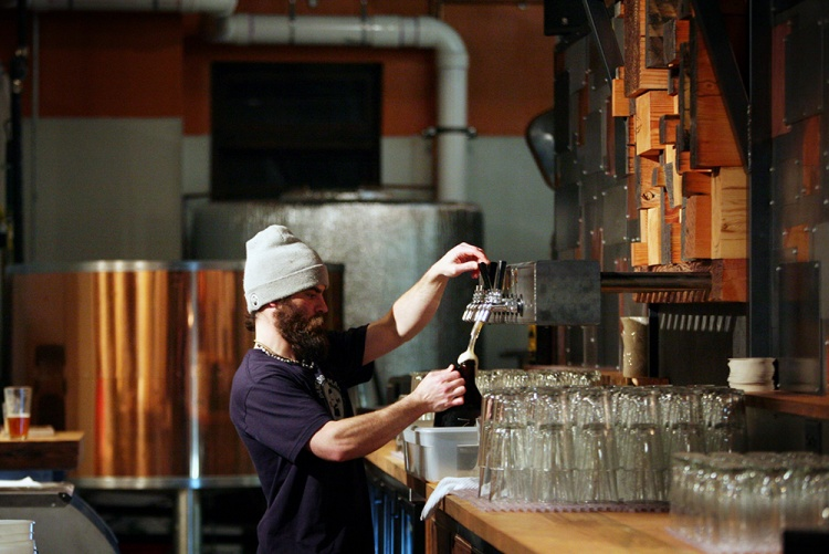 Секрет успеха крафтового пива от «Mookhomor Production»