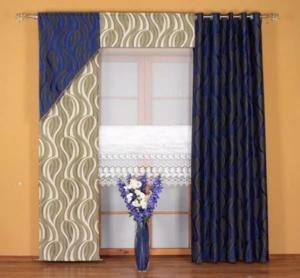 Как шить шторы
