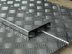 Компания Алюминий Про – продажа алюминиевого листа рифленого и других видов металлопроката в Москве