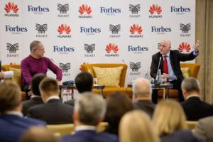 Forbes опубликовал рейтинг представителей IT-индустрий