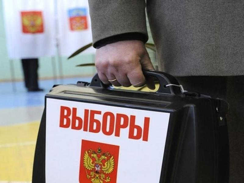 Беспредел на выборах