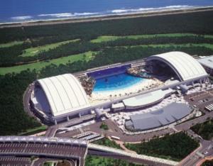 В Японии хотят построить самый большой бассейн