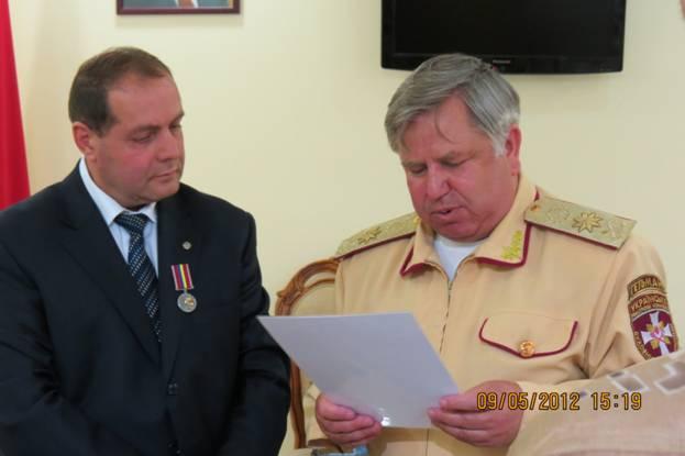 Украинские Казаки вручат президенту Армении почетную награду
