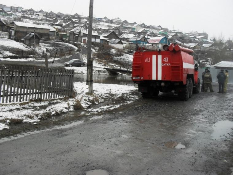 Чрезвычайная ситуация в Челябинской области