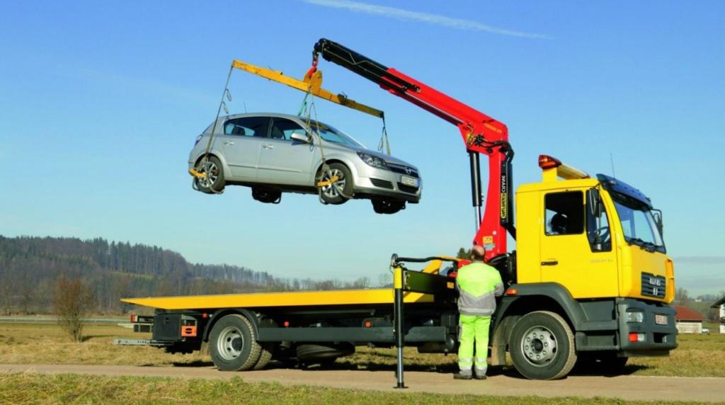 Особенности эвакуации автомобильного транспорта