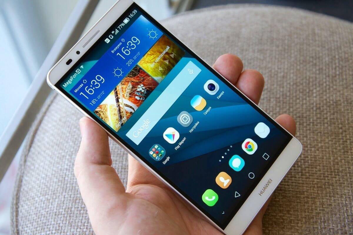 Huawei Р8 — описание модели и основных преимуществ