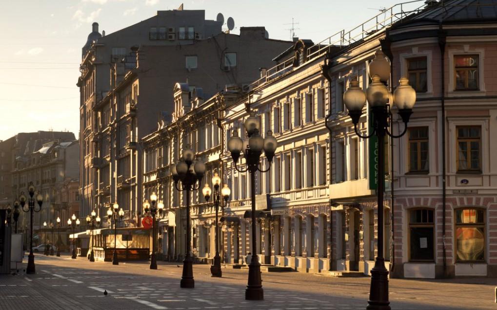 Отдых в различных городах России